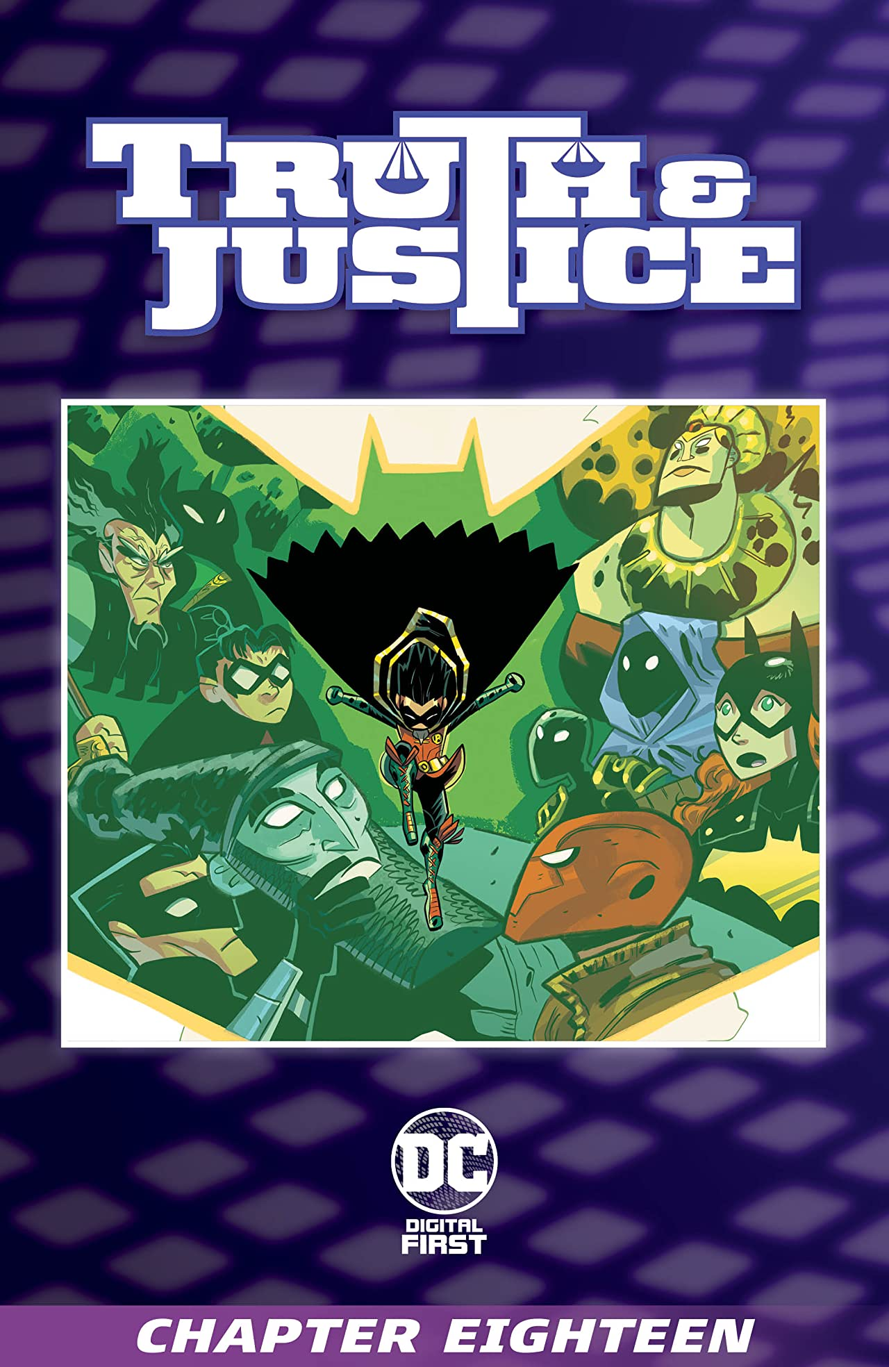 Truth & Justice (2021-) #18