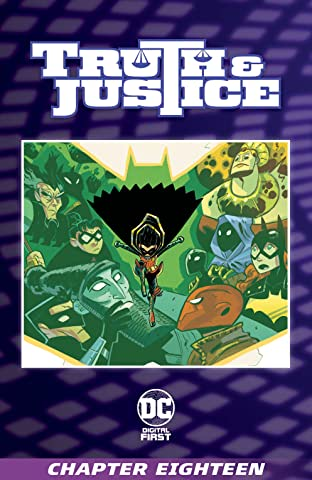 Truth & Justice (2021-) No.18