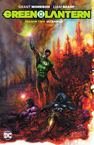 The Green Lantern Season Two (2020-) Vol. 2: Ultrawar