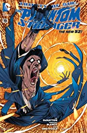 The Phantom Stranger (2012-2014) #19