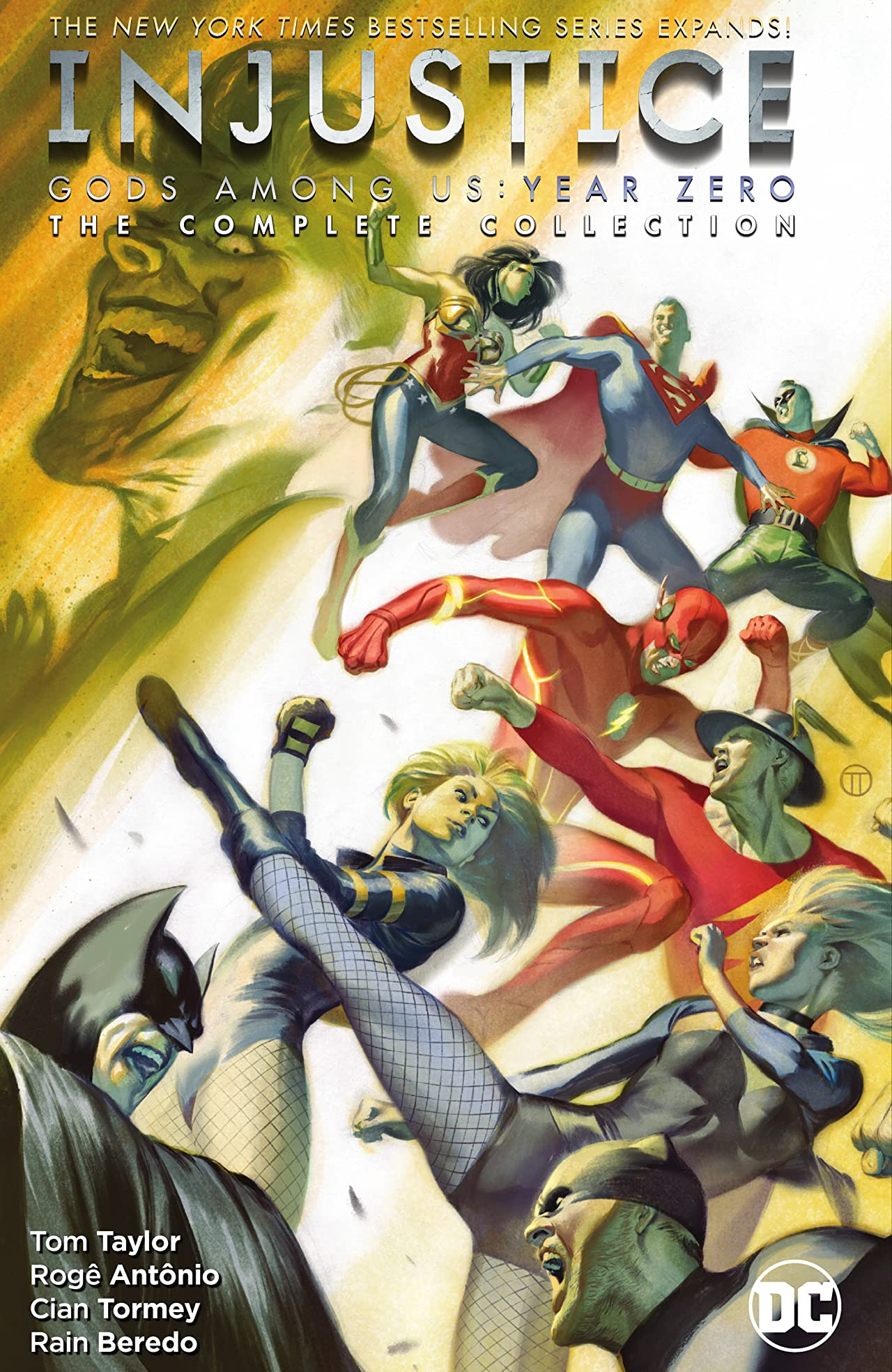 Injustice: Gods Among Us: Year Zero: The Complete Collection