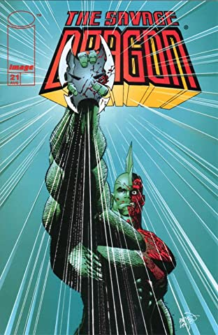 Savage Dragon No.21