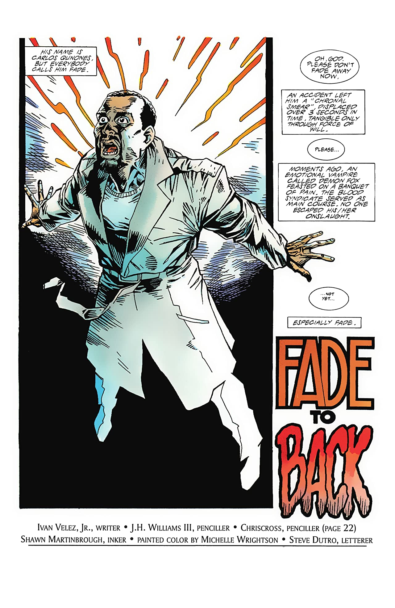Blood Syndicate (1993-1995) #9