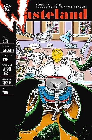 Wasteland (1987-1989) #17
