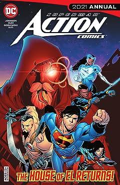 Action Comics 2021 Annual (2021) No.1