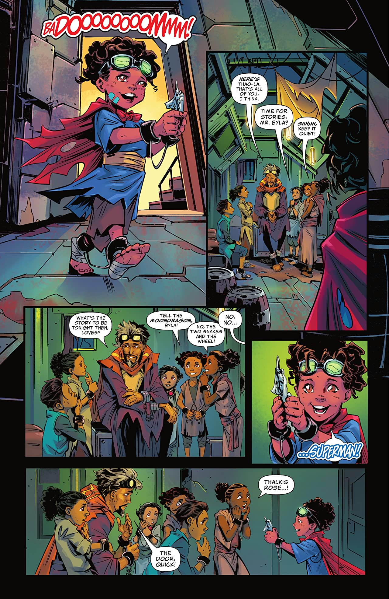 Action Comics 2021 Annual (2021) #1