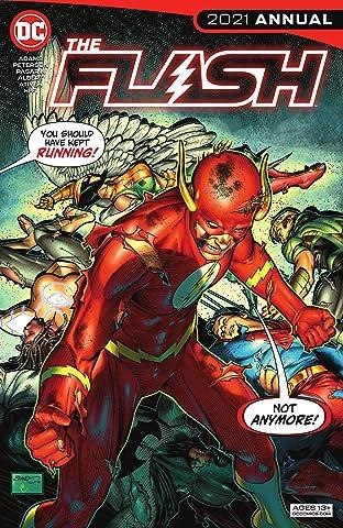 The Flash 2021 Annual (2021) #1