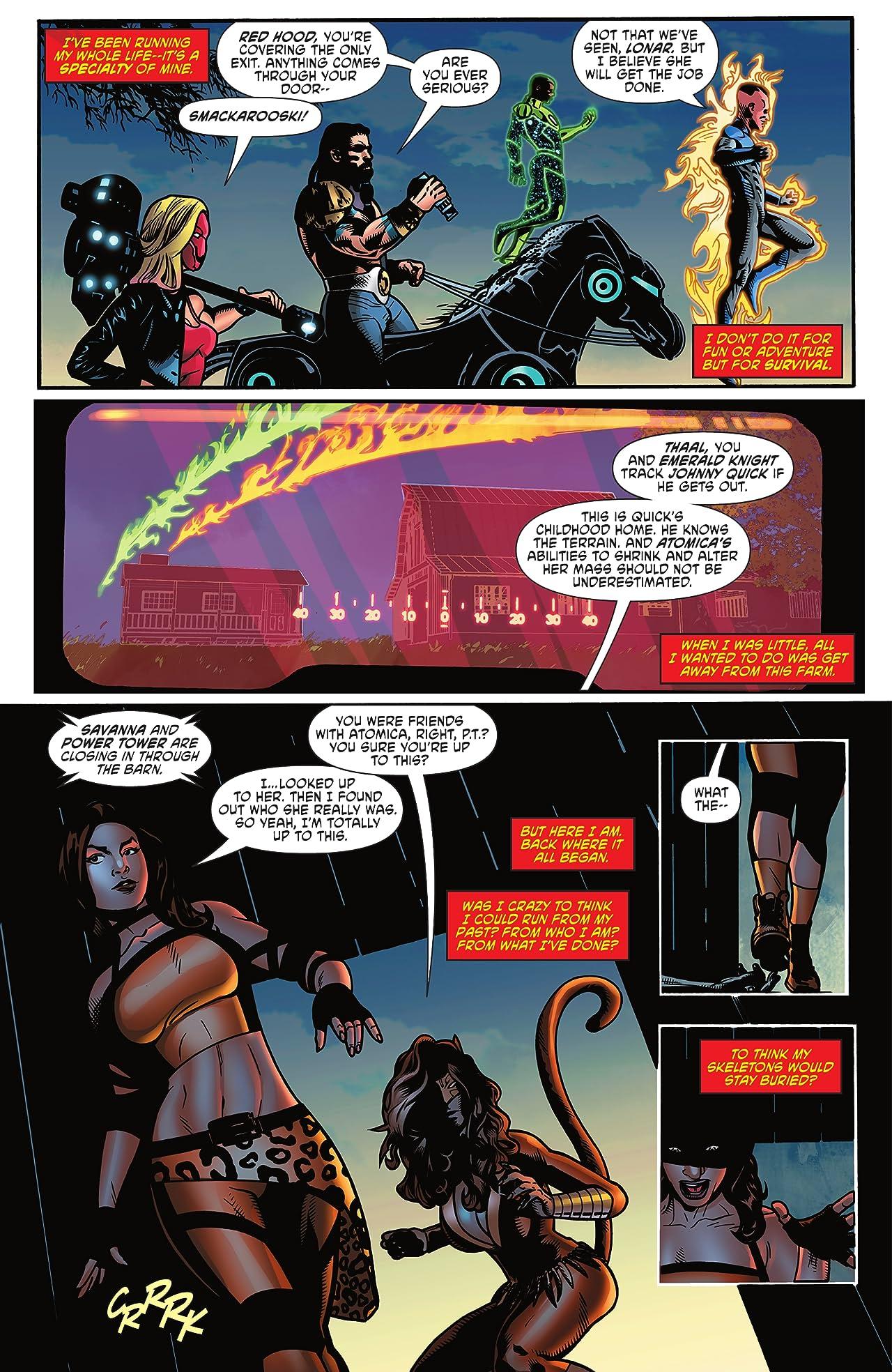 Crime Syndicate (2021-) #5