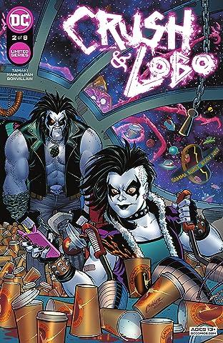 Crush & Lobo (2021-) No.2