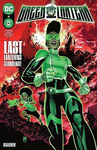 Green Lantern (2021-) No.4
