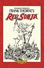 Frank Thorne's Red Sonja: Art Edition