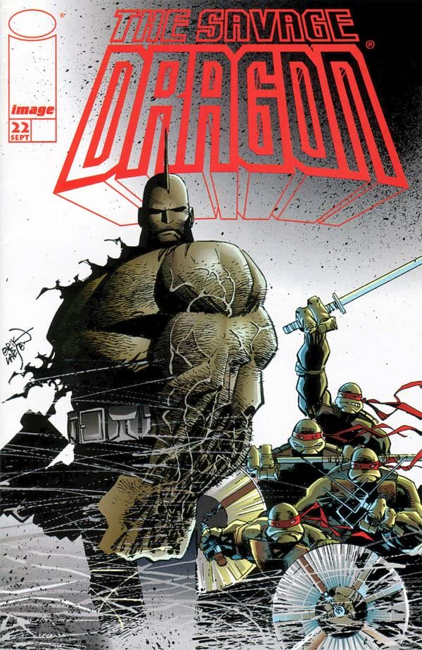 Savage Dragon #22