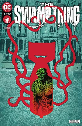 The Swamp Thing (2021-) #5