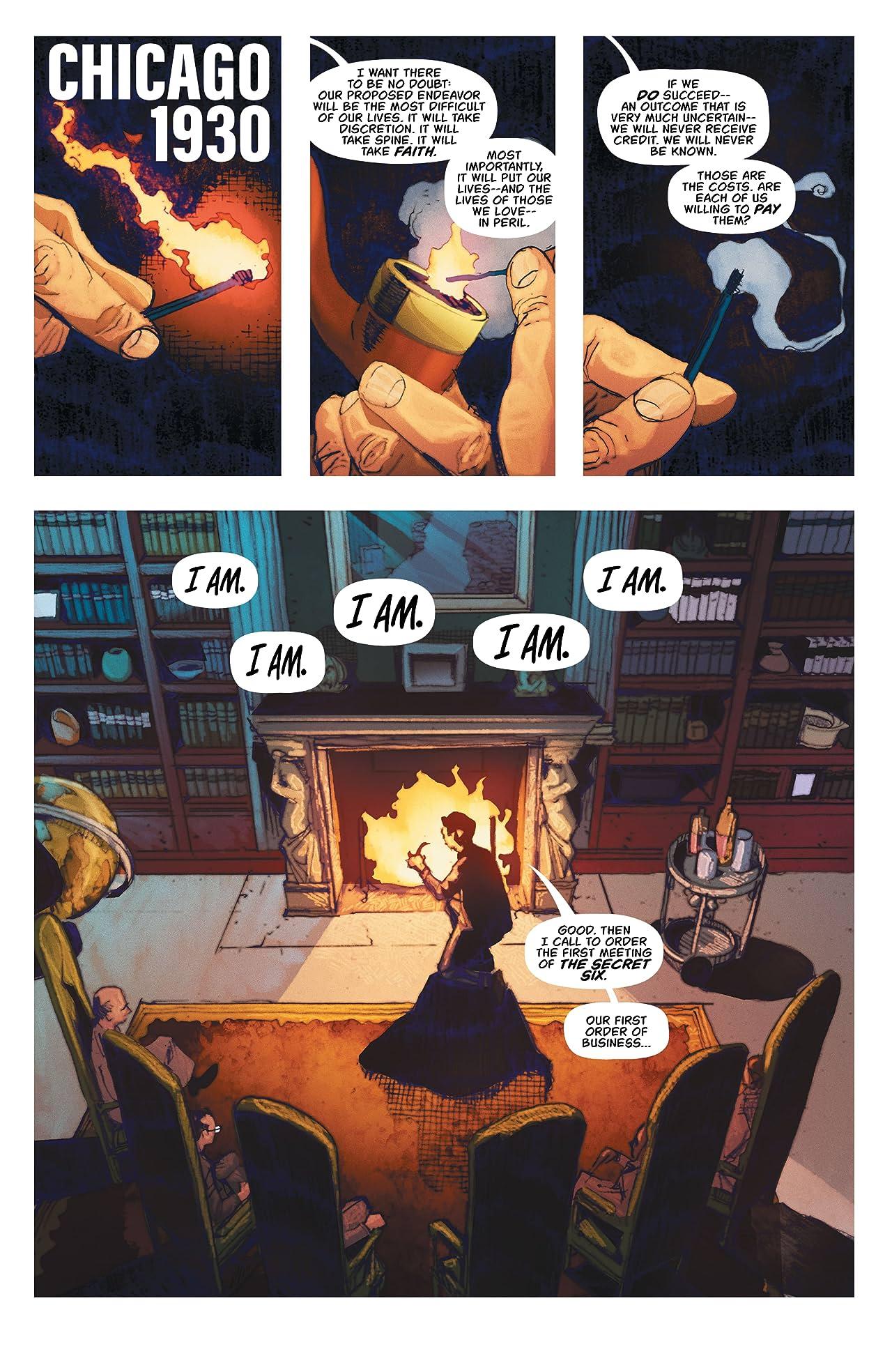 Shadow Doctor #5