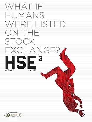 HSE - Human Stock Exchange Vol. 3