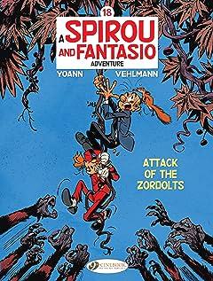 Spirou Vol. 18: Attack of the Zordolts