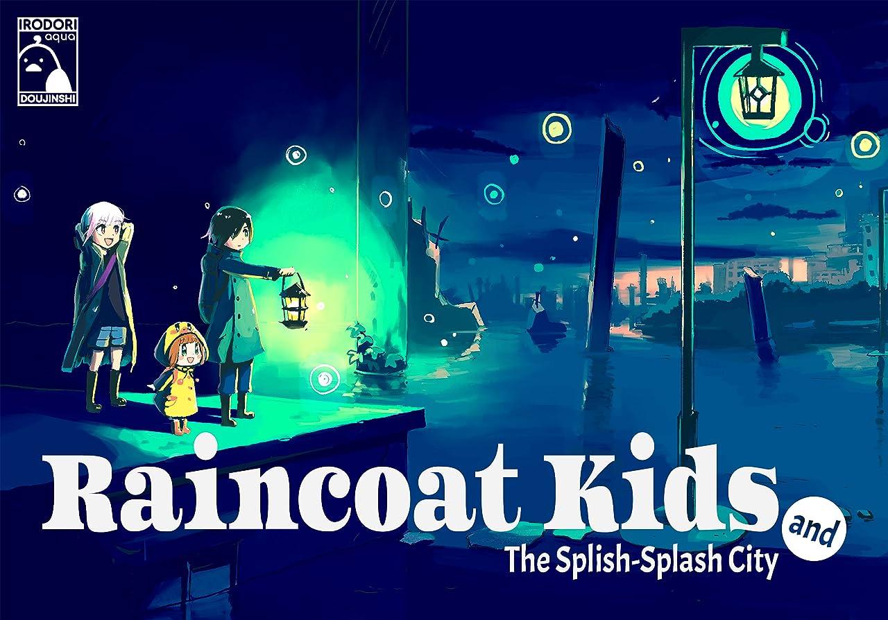 Raincoat Kids and the Splish-Splash City Vol. 2
