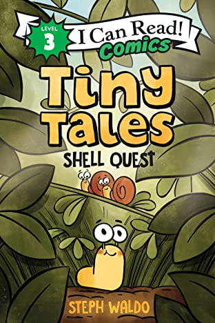 Tiny Tales: Shell Quest