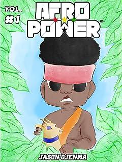 Afro Power Vol. 1: Strength, Grace & Fear
