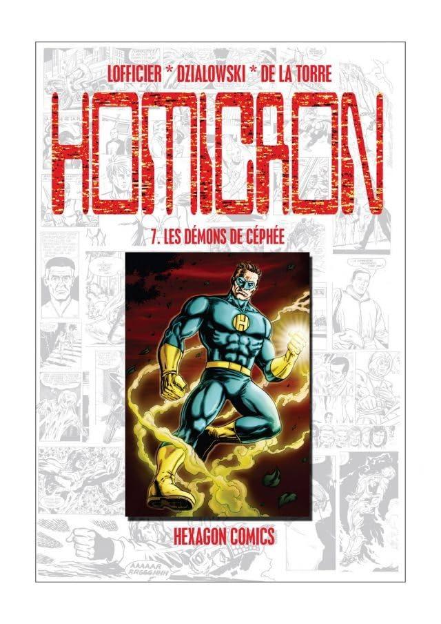 STRANGERS: HOMICRON Vol. 7: Les Démons de Cephée