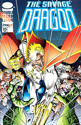 Savage Dragon No.25
