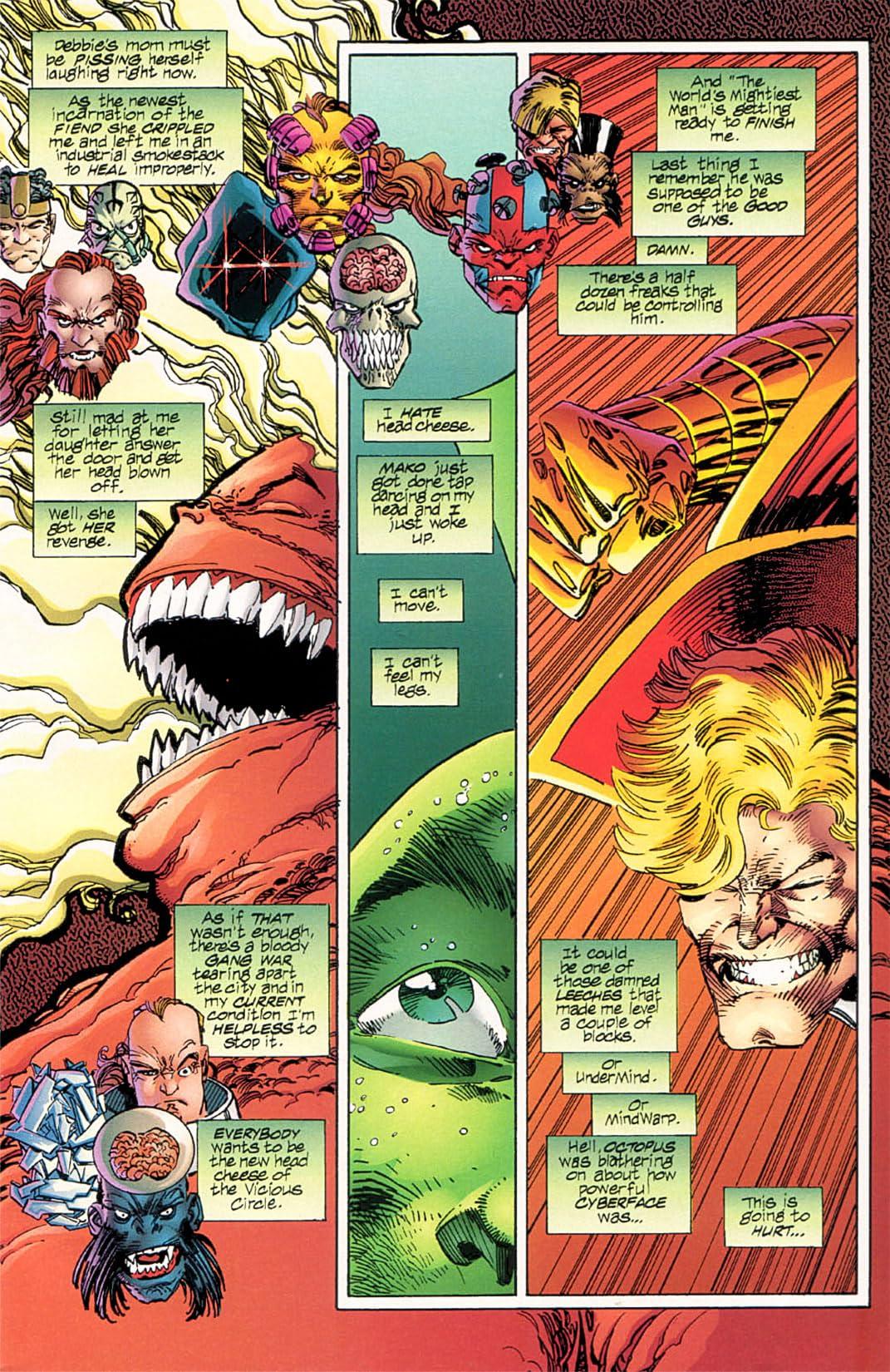 Savage Dragon #25
