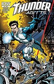 T.H.U.N.D.E.R. Agents #8