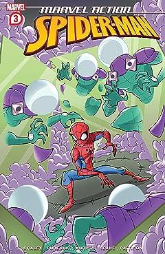 Marvel Action Spider-Man (2021-) #3 (of 5)