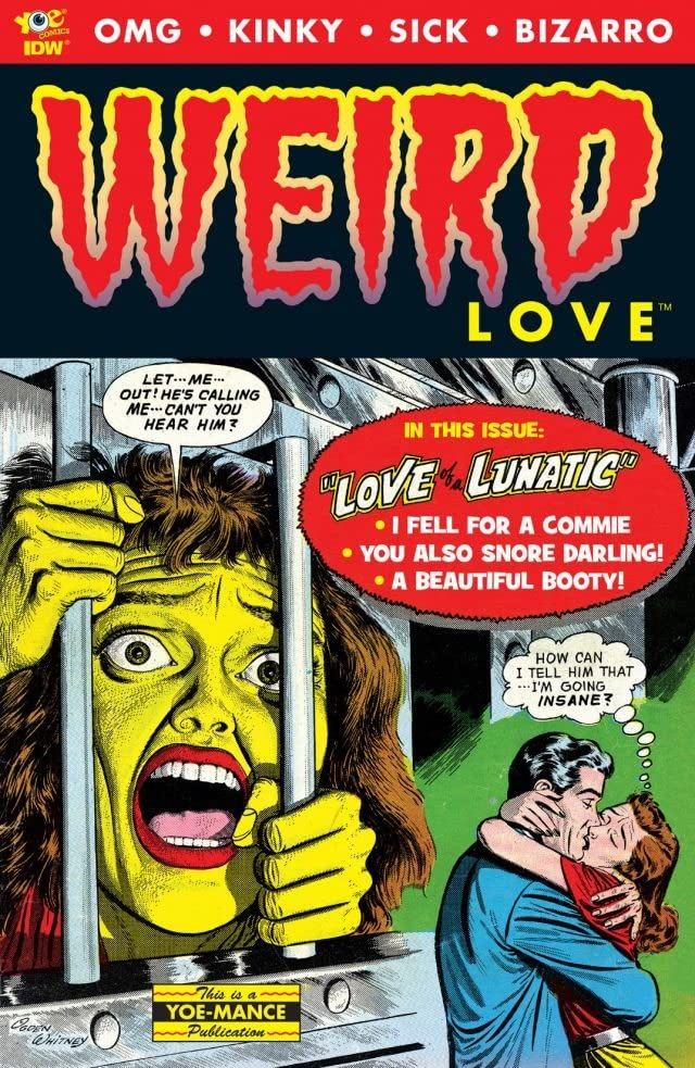 WEIRD Love #1