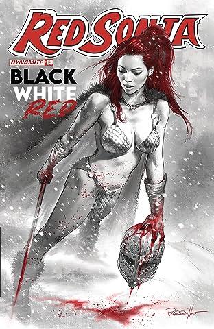 Red Sonja: Black, White, Red No.3