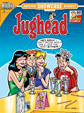 Archie Showcase Digest: A Jughead In the Family #4
