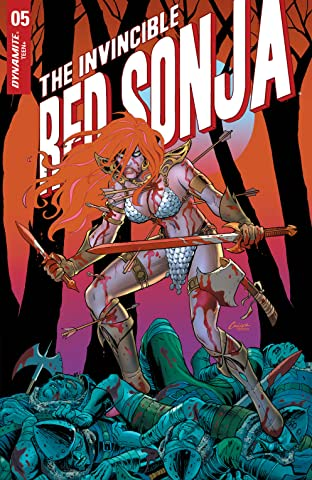 The Invincible Red Sonja #5