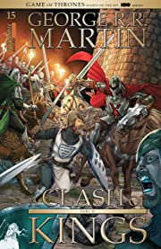 George R.R. Martin's A Clash of Kings: The Comic Book Vol. 2 #15