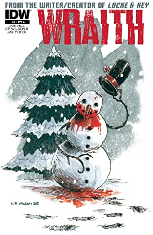 The Wraith: Welcome To Christmasland #6 (of 7)