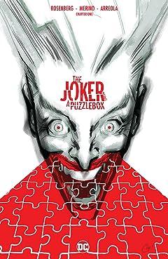 The Joker Presents: A Puzzlebox (2021-) #1: Director's Cut