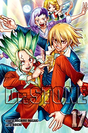 Dr. STONE Vol. 17: Pioneers Of Earth