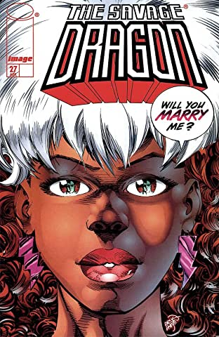Savage Dragon No.27