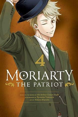 Moriarty the Patriot Vol. 4