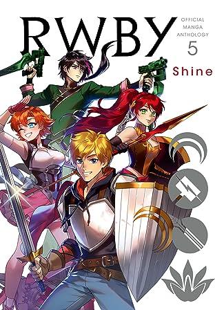 RWBY: Official Manga Anthology Vol. 5: Shine