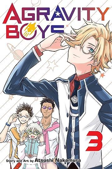 Agravity Boys Vol. 3