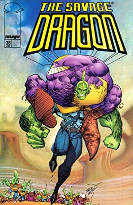Savage Dragon #28
