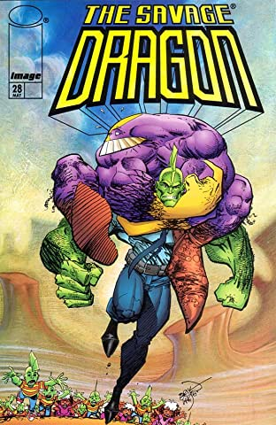 Savage Dragon No.28