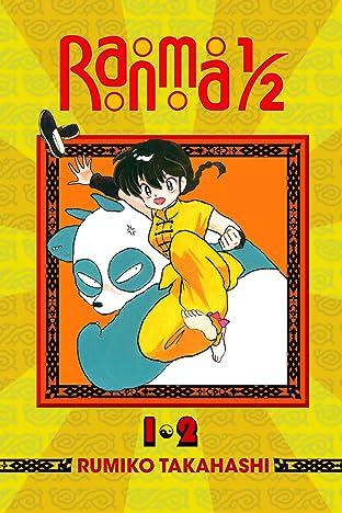 Ranma 1/2 (2-in-1 Edition) Vol. 1: Yin Vs. Yang