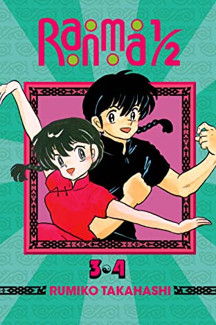 Ranma 1/2 (2-in-1 Edition) Vol. 2: Dancing With Death