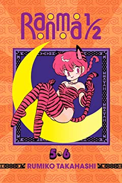 Ranma 1/2 (2-in-1 Edition) Tome 3: Fighting Phobia