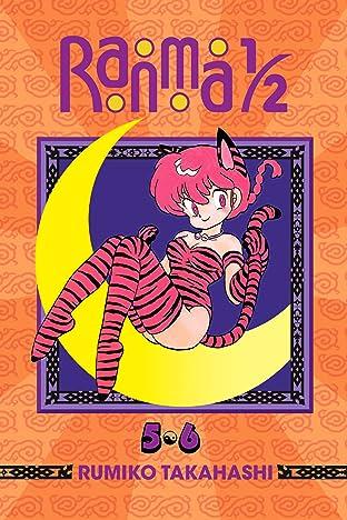 Ranma 1/2 (2-in-1 Edition) Vol. 3: Fighting Phobia