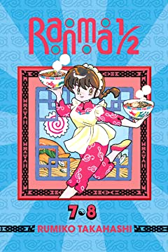 Ranma 1/2 (2-in-1 Edition) Tome 4: Dirty Old Man