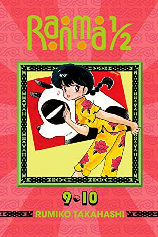 Ranma 1/2 (2-in-1 Edition) Vol. 5: Too Hot In The Kitchen