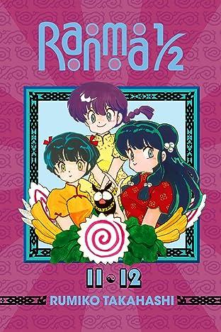 Ranma 1/2 (2-in-1 Edition) Vol. 6: Creative Cures