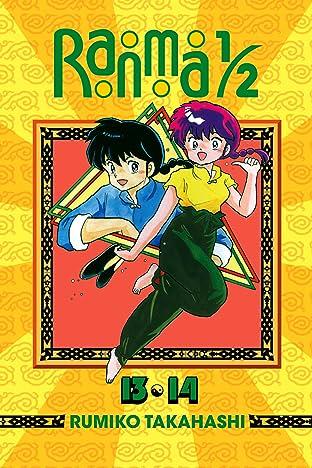 Ranma 1/2 (2-in-1 Edition) Vol. 7: Sore Loser
